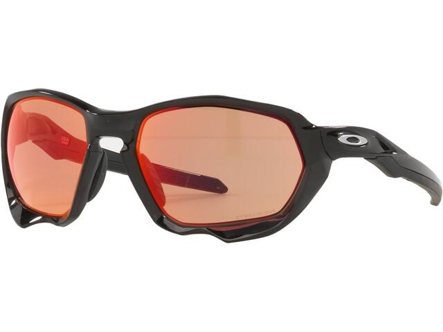 Oakley Plazma Sunglasses Men black ink/prizm trail torch